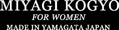 miyagikogyo for women